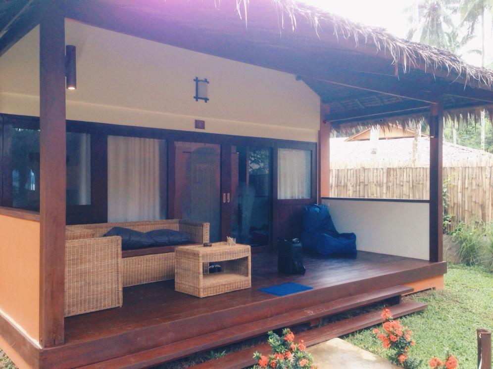 Our Villa in Last Frontier Resort