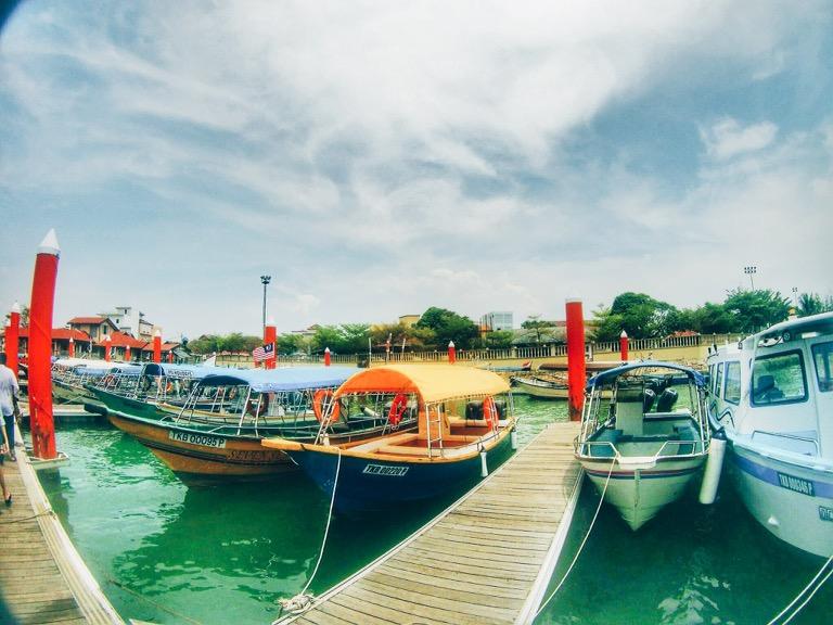 Kuala Besut Jetty