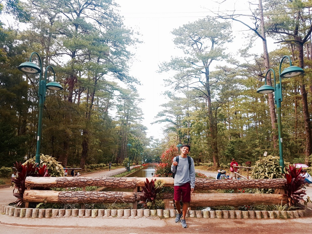 Vlog 5 Places To Visit In Baguio City 2016 Philippines Chesca Marcelino