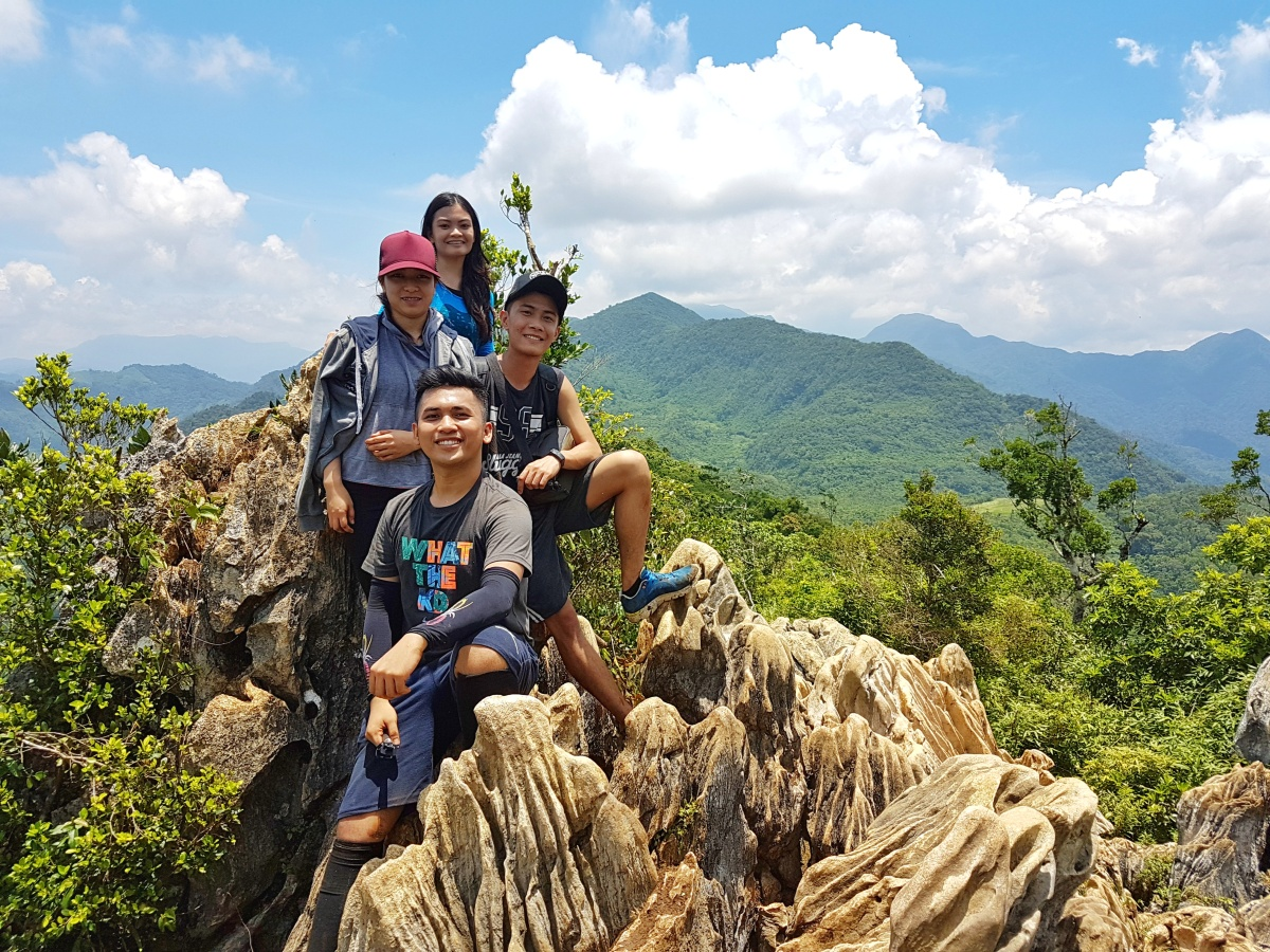 600 pesos Dayhike Guide to Mt. Daraitan + Tinipak River