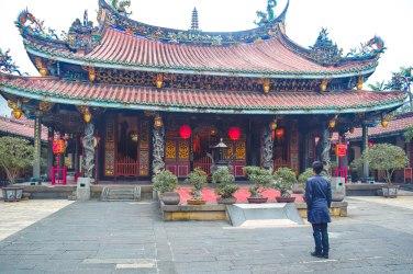 DalongdongBao-an Temple