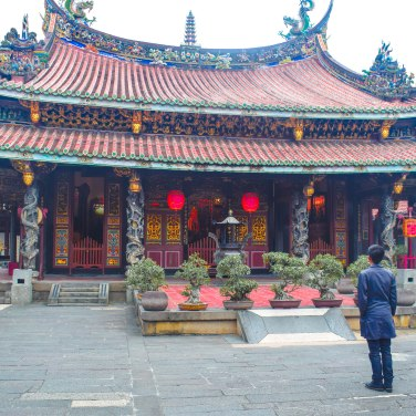 Dalongdong Bao-an Temple